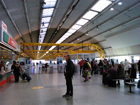 ROME 1 AIRPORT TRAIN