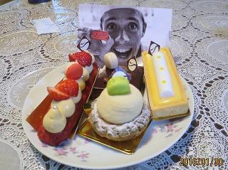 ムッシュー・ジーノケーキ