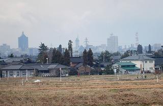 冨山中心市街
