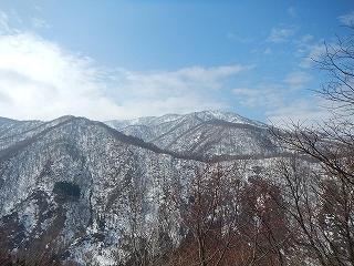 大長谷の山