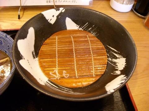 しゃがら三条店・H27・5 つけ麺 丼