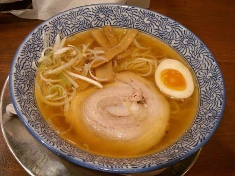 麺五郎・H27・5 あっさり生姜らーめん