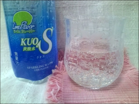 炭酸水クオス
