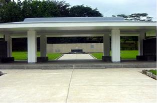 フィリピン日本人戦没者の碑