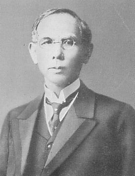 成瀬仁蔵先生