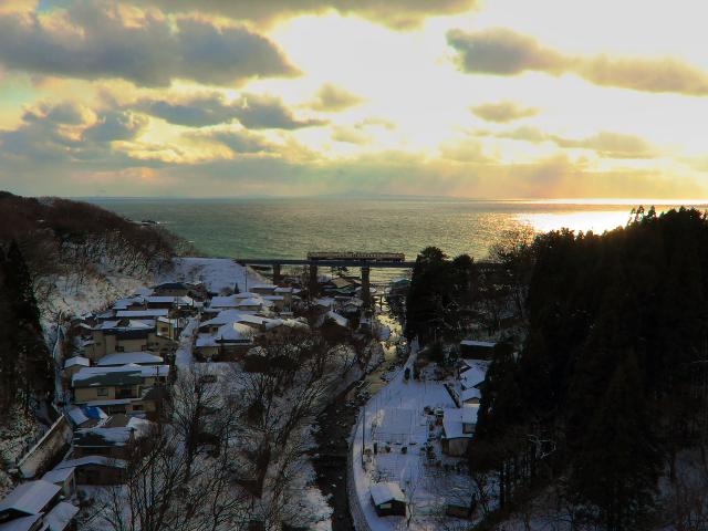 小入川橋梁1
