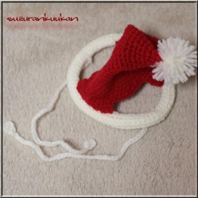 サンタ帽子041