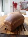 黒糖ココア食パン