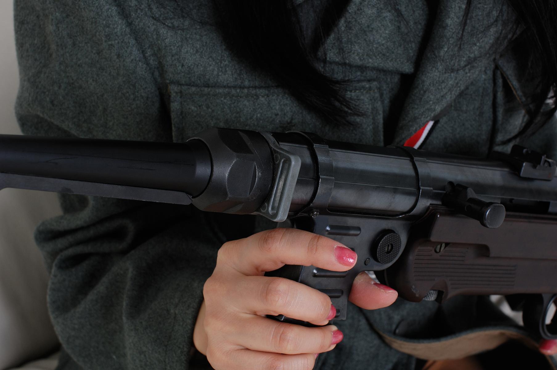 MP40/スリング取り付け金具