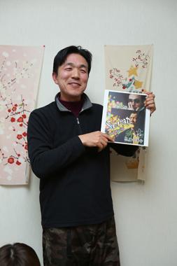 豊川 花屋 フラワーショップ 花夢 社長 オーナー 新年会