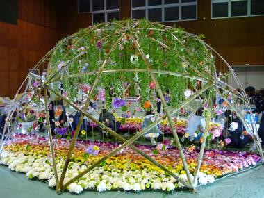 花の祭典 渥美半島 生産者 花屋 オブジェ 即売 花夢