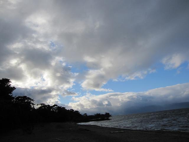 琵琶湖だよ