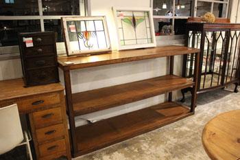 店舗什器 陳列棚 店舗向け家具 木製 オープンラック