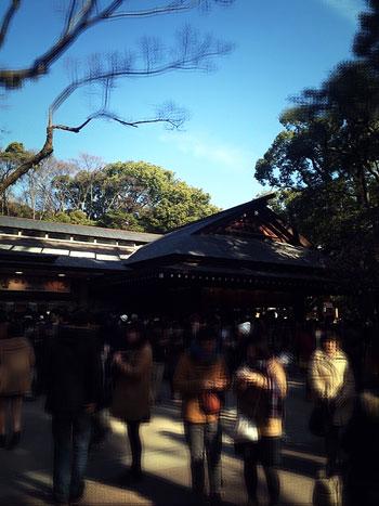 熱田神宮 初詣