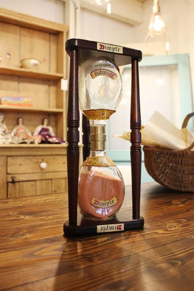 インテリア 砂時計 ディスプレイ ボトル