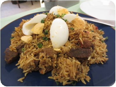 HYDERABADY MUTTON KACHIBIRIYANI