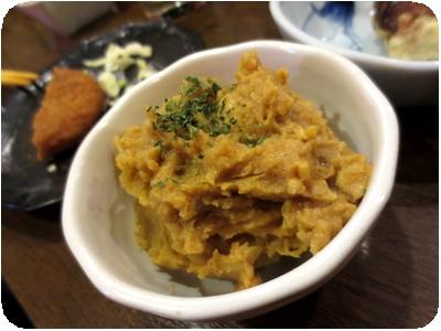 ポテトサラダ(カレー味)