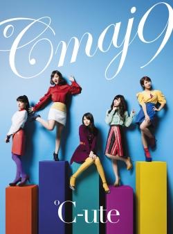 9thアルバム「℃maj9」DVD付き初回限定盤A