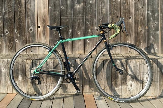 ライジン ビスポーク 自転車