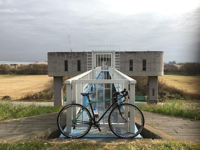 通勤 江戸川サイクリングロード
