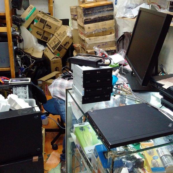 バンコク PCを売りにいく