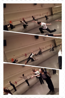 dancestepのスタジオブログ-12/26