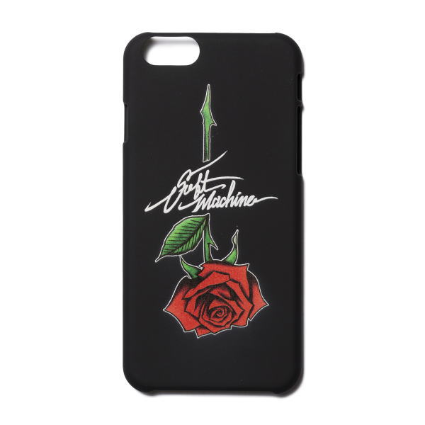SOFTMACHINE ROSE i Phone CASE
