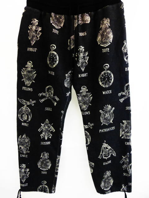 GANGSTERVILLE SHAVING-PANTS