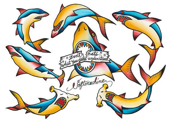 SOFTMACHINE JAWS FLASH