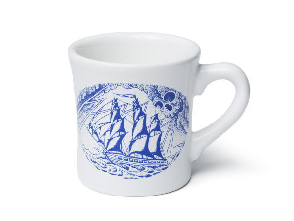 SOFTMACHINE OVER SEA MUG