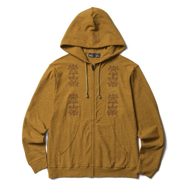 SOFTMACHINE ROSE BUSH HOODED
