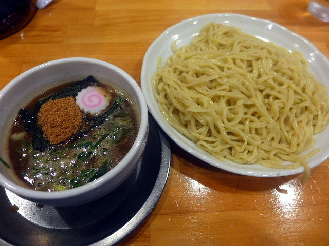 ラーメン JAcksons@02JACKSONつけ麺 1