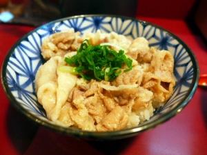 麺一盃@04「限定なう」豚骨魚介つけ麺 4