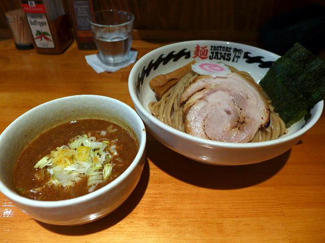 麺FACTORY JAWS@03極どろつけ麺 1