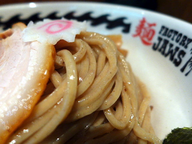 麺FACTORY JAWS@03極どろつけ麺 2