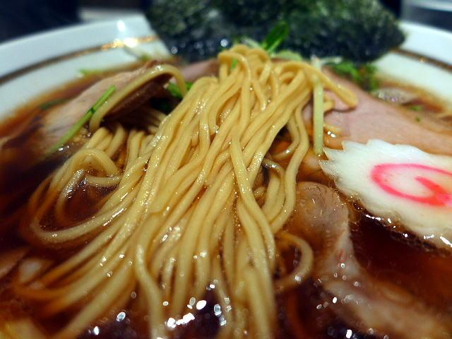麺や 砂流@02醤油らーめん 3