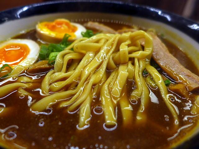 麺乃家 西天満店@02カレーらーめん(夜限定) 3