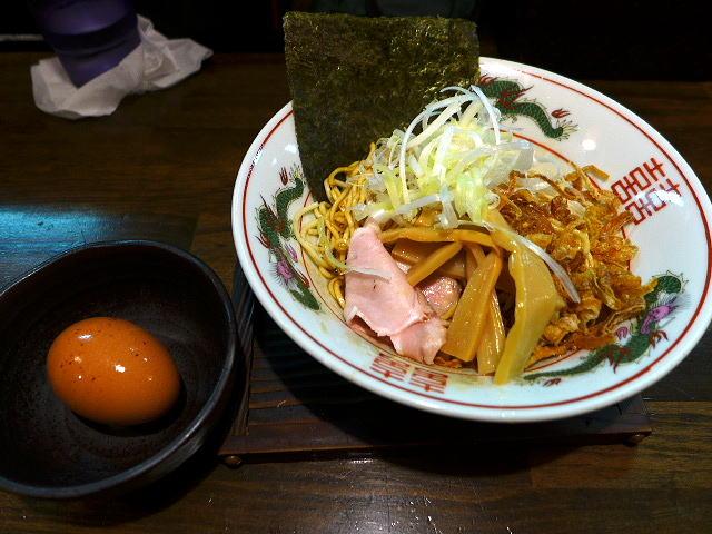 麺チキンヒーロー 塚口店@02油そば 1