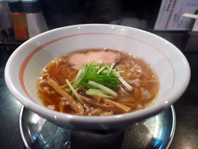 麺坊 炗@01柳麺(醤油) 1