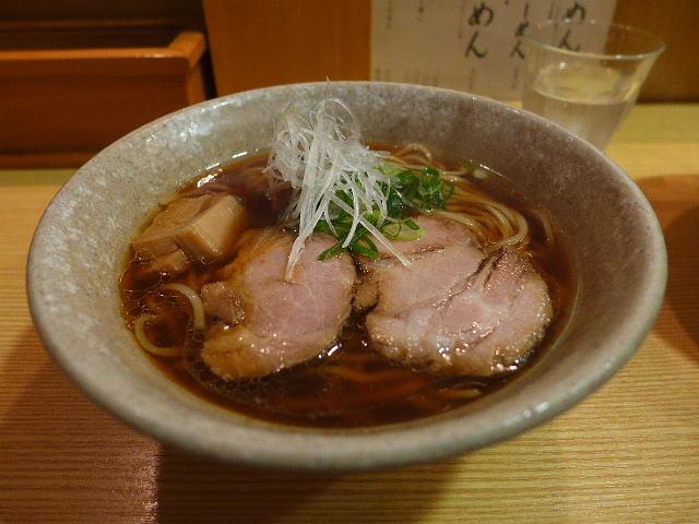 山崎麺二郎@02らーめん 1