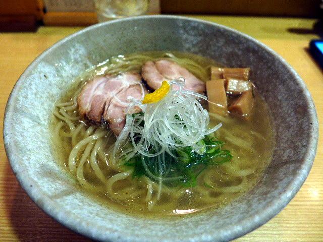 山崎麺二郎@03塩らーめん 1