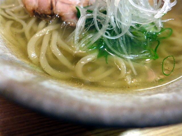 山崎麺二郎@03塩らーめん 2