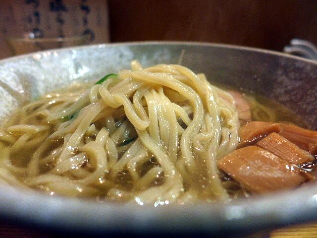 山崎麺二郎@03塩らーめん 3