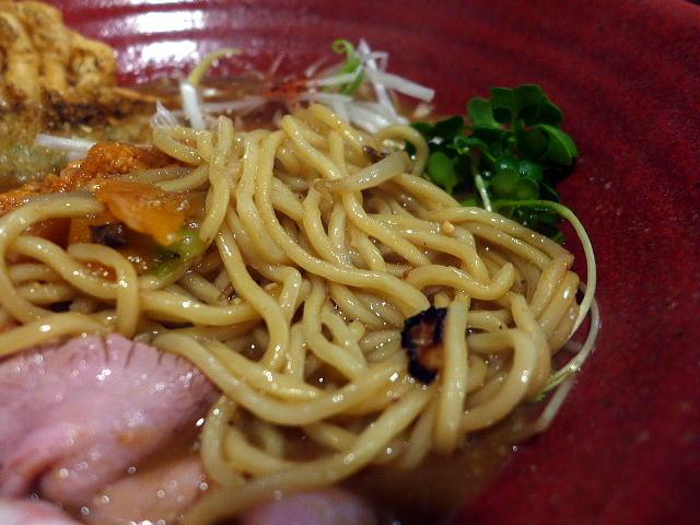 創作らーめん 麺style林@01北海道風味噌らーめん+レアチャーシュー合計3枚 3
