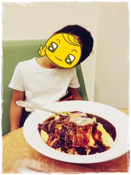 140815odaiba dinner2