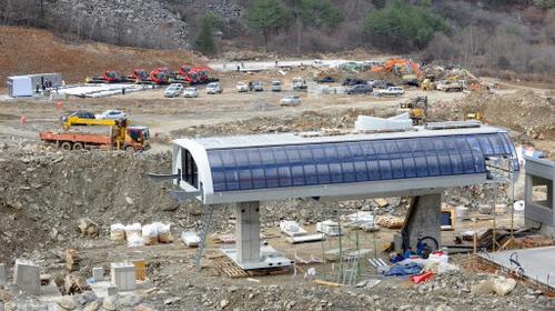 韓国平昌五輪 雪不足と工事の遅れで長野での開催濃厚