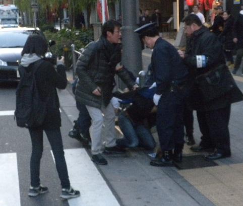 慰安婦に係る安倍政権の「日韓合意」を擁護する反日極左テロリストに複数の逮捕者が出た!