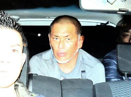 清原容疑者逮捕 「使用するために持っていた」覚醒剤使用認める