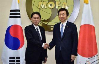 <日韓外相会談>慰安婦問題が最終的合意 会見で発表