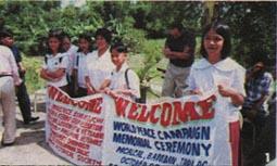 「カミカゼ・パイロットはヒーローです」神風特攻隊はフィリピンで英雄・カミカゼ記念碑や慰霊祭などで称賛・天皇陛下、戦没者への思い